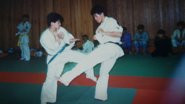 札幌 北海道 空手 もう30年も戦ってます(懐かしき正道会館北海道時代)